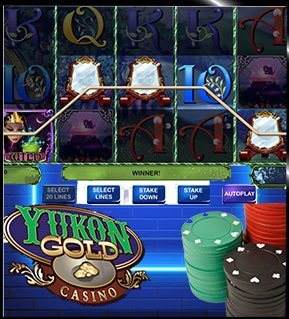 yukon gold + microgaming bestnodeposit.com